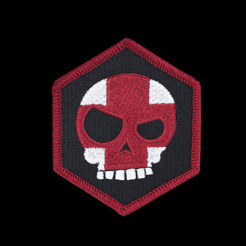 TAD Cross Hex Patch