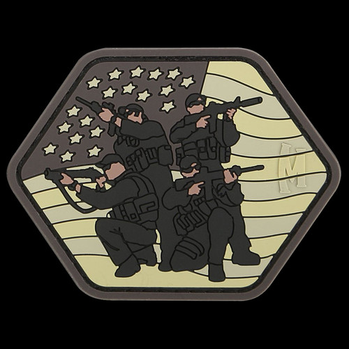 Maxpedition Team Morale Patch