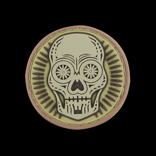 Maxpedition Calavera Morale Patch