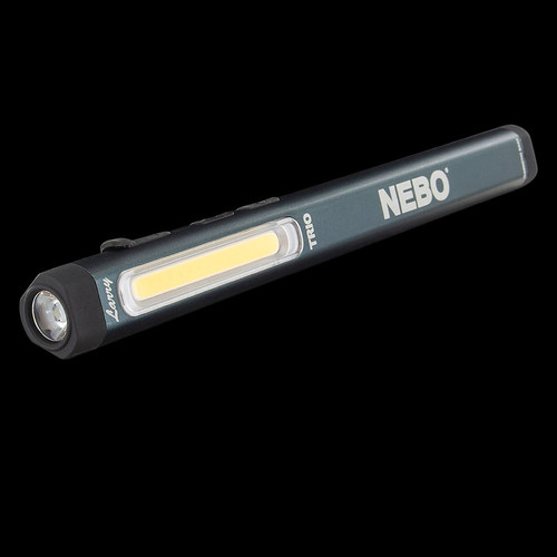 Nebo Trio Flashlight Laser Pointer