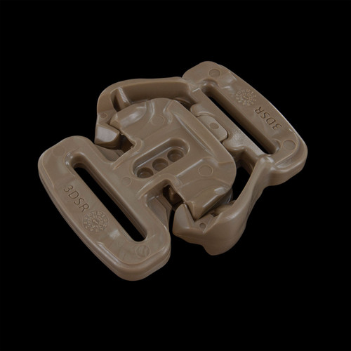 ITW 3DSR Tactical Buckle TAN