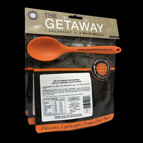 Expedition Foods Vegetarian Getaway Pack