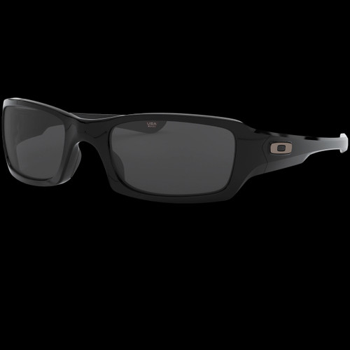 Oakley Fives Squared Polished Black Grey