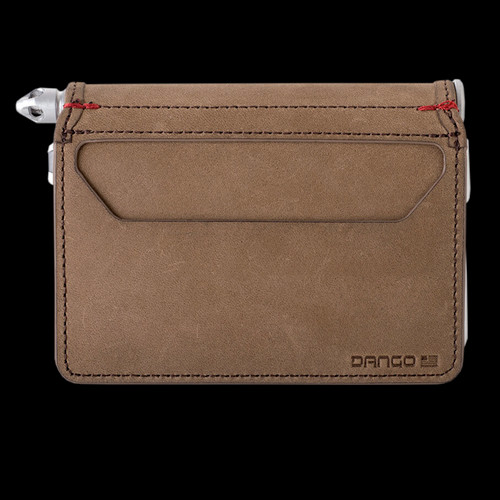 Dango D01 Dapper Pen Wallet Rawhide
