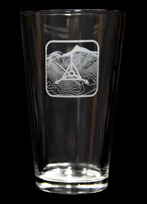 TAD Edition Pint Glass