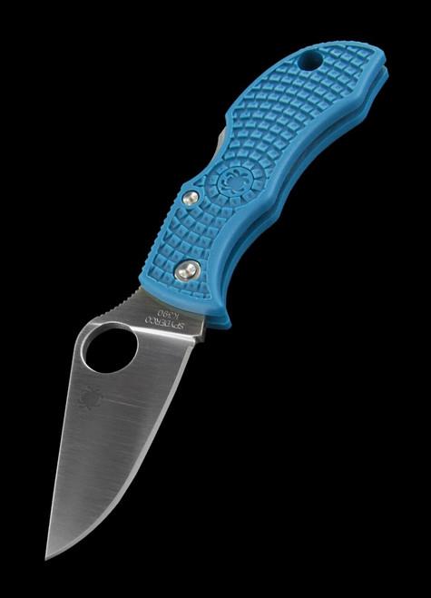 Spyderco Manbug K390 FRN Blue