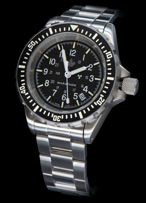 Marathon Diver's Automatic (GSAR) Grey Maple