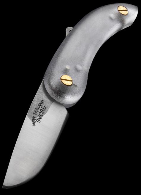 Svord Peasant Knife Crystal Polycarbonate