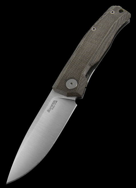 Lion Steel Myto Canvas Micarta