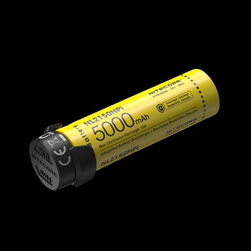 Nitecore 21700 Intelligent Battery System