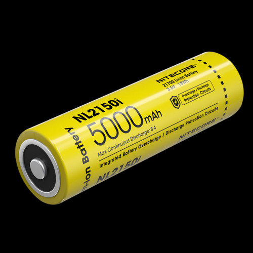 Nitecore 21700 i Series Li-ion Battery 5000mAh NL2150i