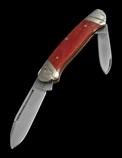 Rough Rider Canoe Mini Red Bone