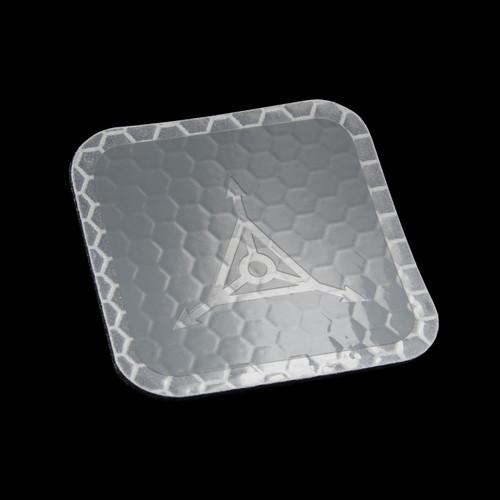 "TAD Logo Solas Patch 1.5"" Grey"