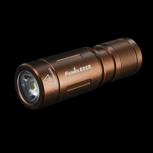 Fenix E02R Mini Rechargeable Keychain Light