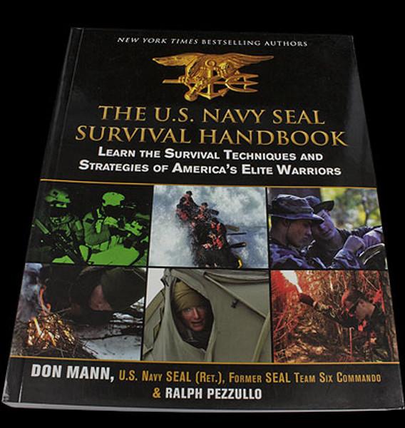 The U.S. Navy Seal Survival Handbook