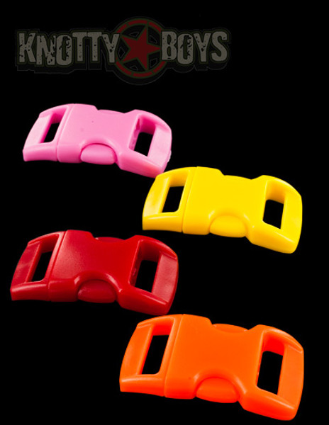 Knotty Boys 3/8 Buckle (Sold Singly)