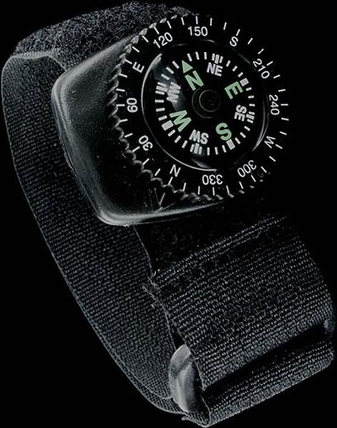 Explorer Watchband Compass