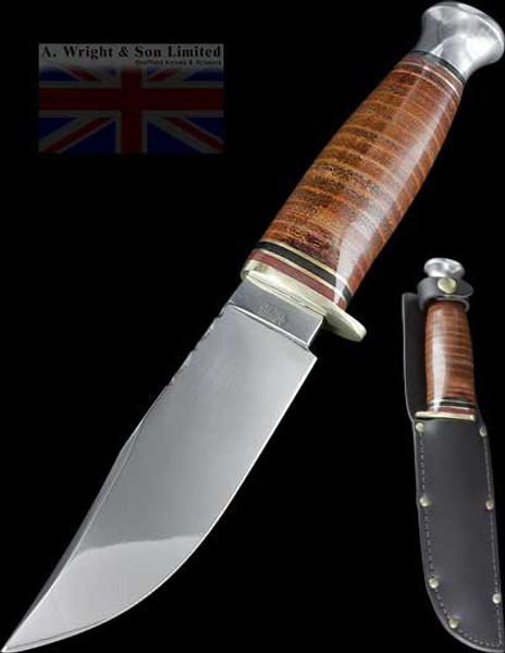 Arthur Wright Broad Skinning Knife