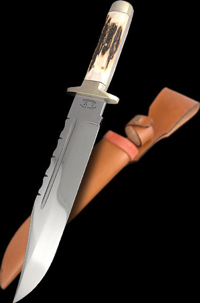 John Nowill Stag Bowie