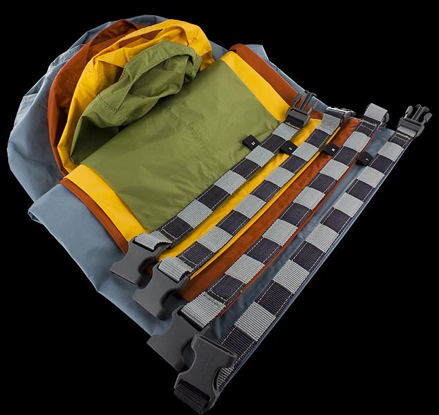 Exped Fold Dry Bags 4 Pack - CLASSIC