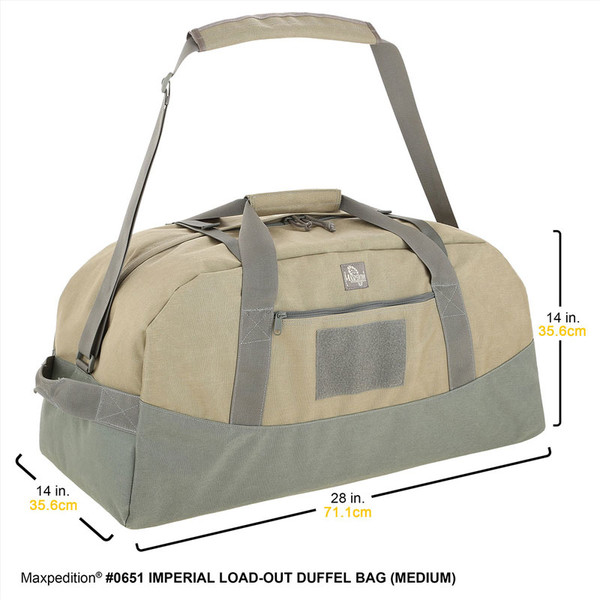 Maxpedition Imperial Load Out Duffel Bag