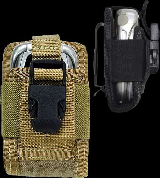 Maxpedition 3.5in Clip On Phone Holster