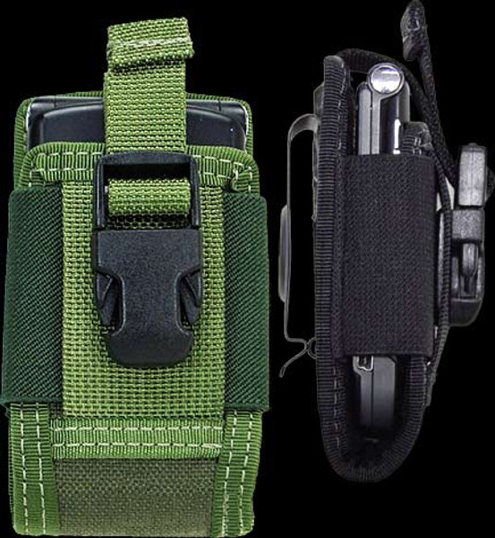 Maxpedition 4in (100mm) Clip On Phone Holster