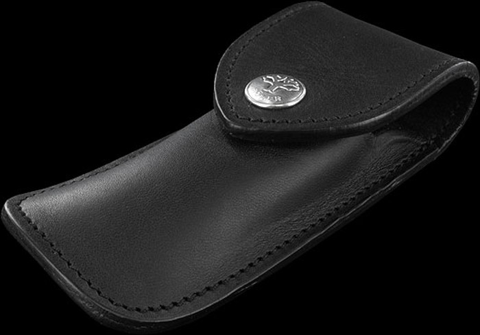 Boker Leather Pouch - Up to 11cm handle