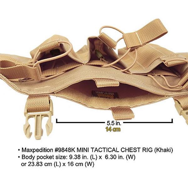 Maxpedition Tactical Chest Rig Mini