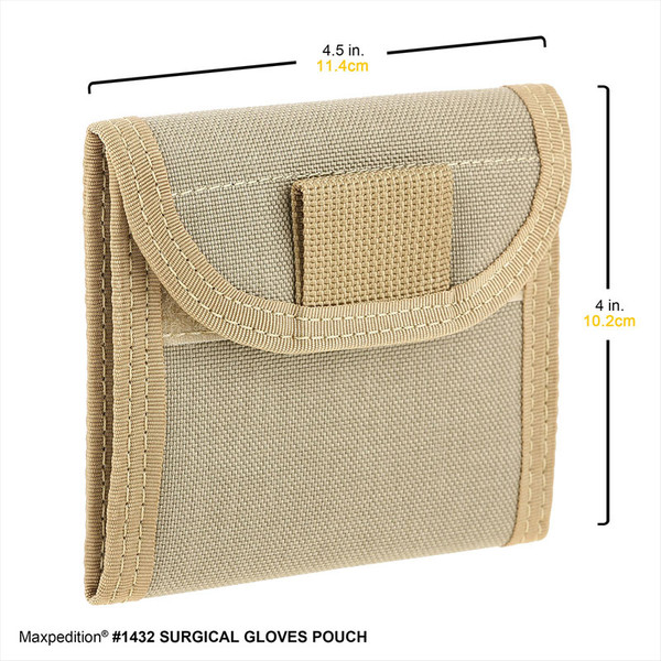 Maxpedition Surgical Gloves Pouch