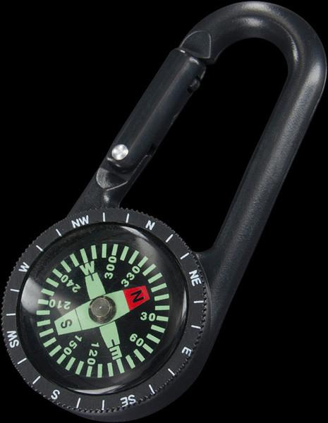 Explorer Carabiner Compass Single Sided