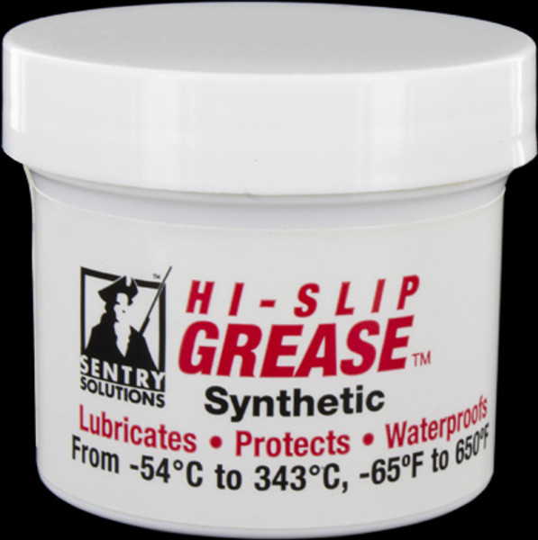Sentry Solutions Hi-Slip Grease Jar