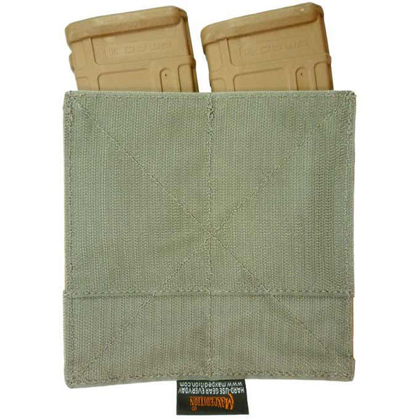 Maxpedition Hook-and-Loop Modular Insert for Four (4) M4/M16 Magazines