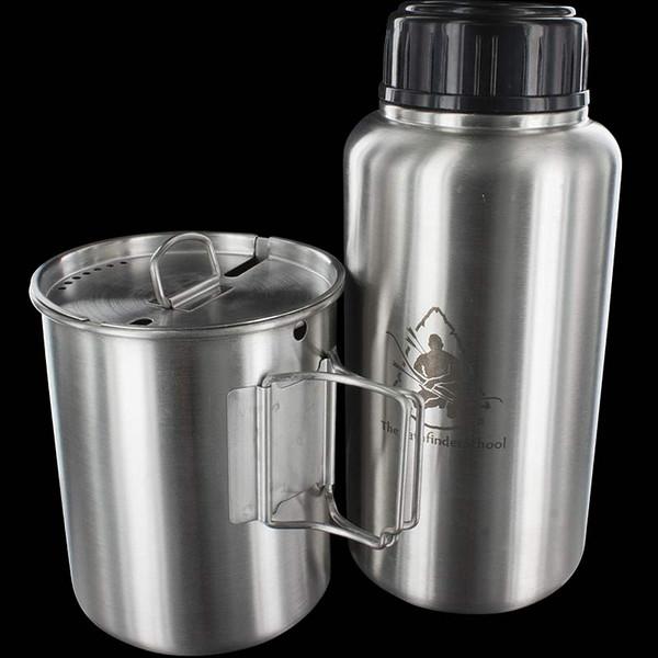 Pathfinder Bottle & Nesting Cup Set