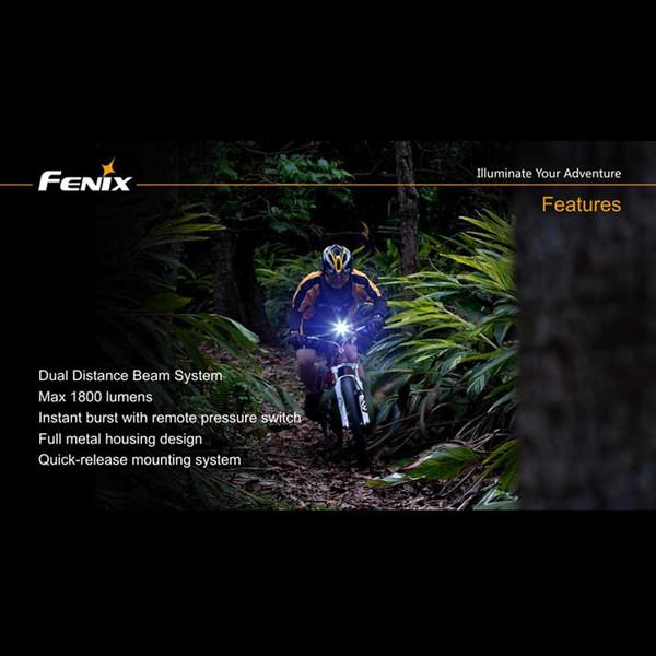 Fenix BC30 Bike Light