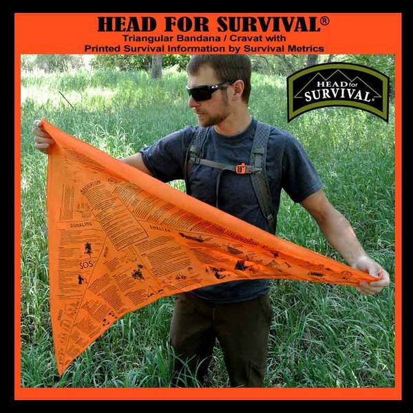 Survival Metrics Head for Survival Bandanna