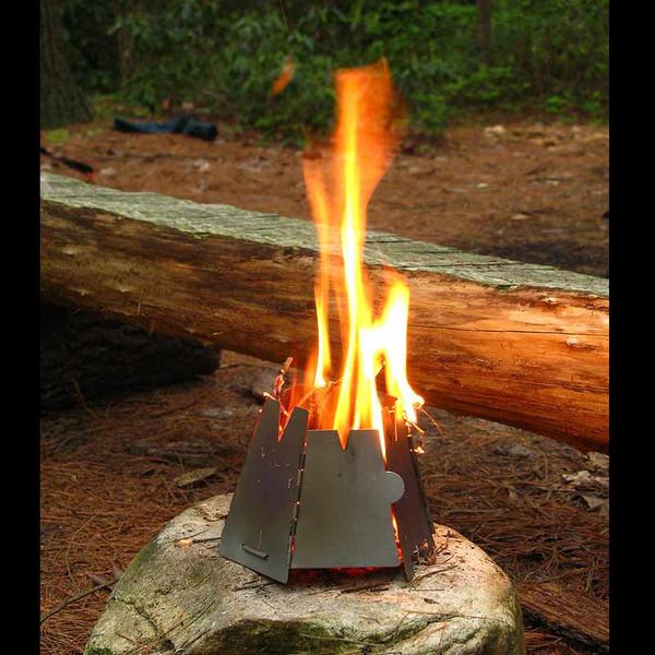 Vargo Hexagon Wood Stove