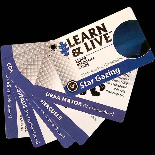 Ultimate Survival Learn and Live Cards – Star Gazing