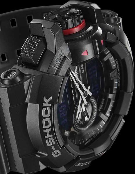 Casio G-Shock 400 1BER