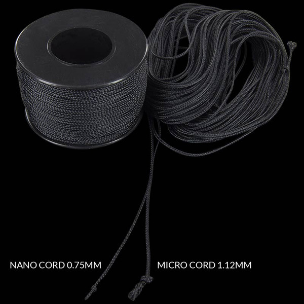U.S. Made Micro Cord 15m