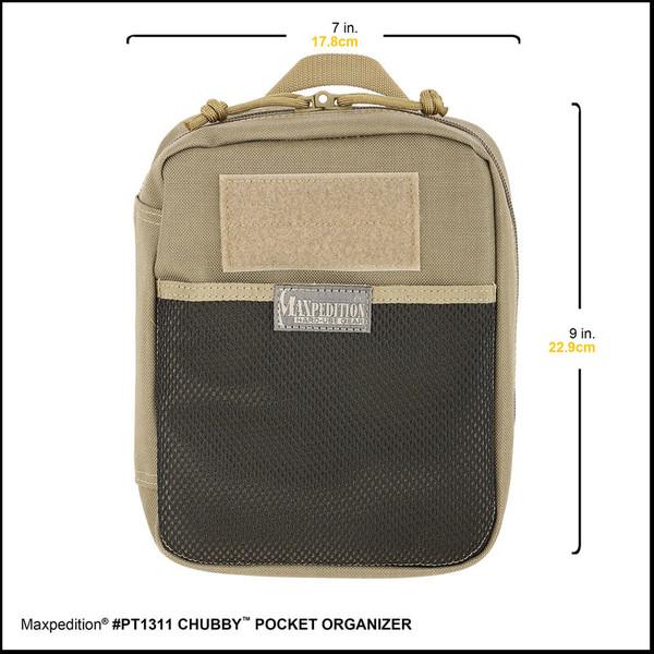 Maxpedition Chubby Pocket Organiser