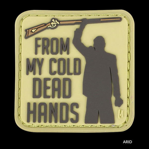 Maxpedition Cold Dead Hands Patch