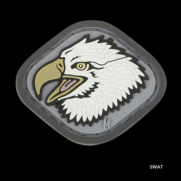 Maxpedition Eagle Head Patch