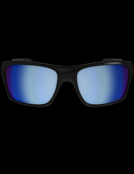 Oakley Turbine Black Prizm Polarised