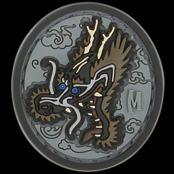 Maxpedition Dragon Head Patch