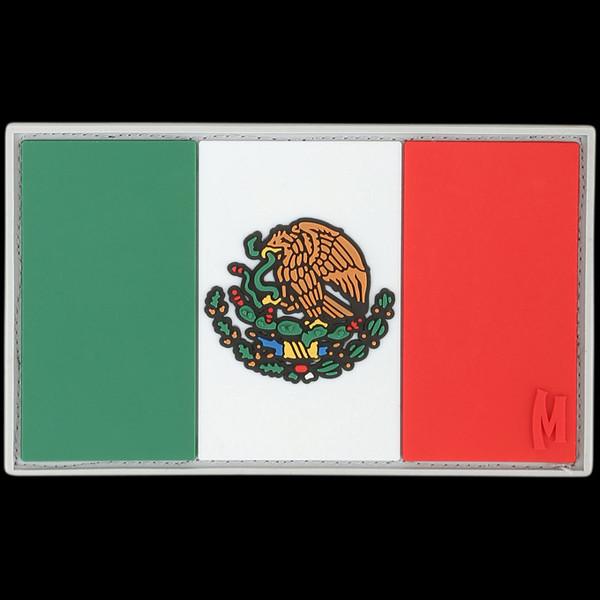 Maxpedition Mexican Flag Patch
