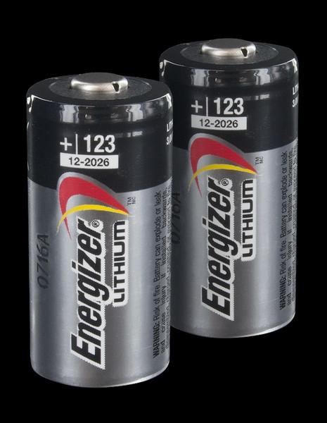Nextorch CR123A Battery x2