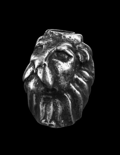 Stotesbury Lion Head Bead