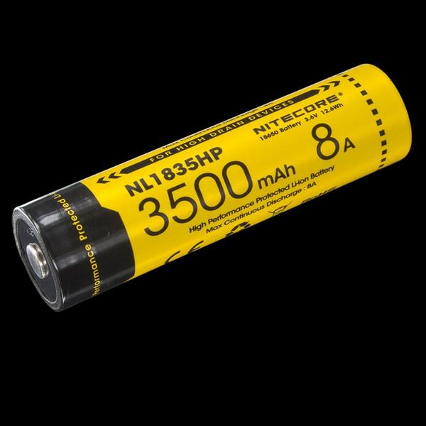 Nitecore NL1835HP (18650) Li-ion 3500mAh