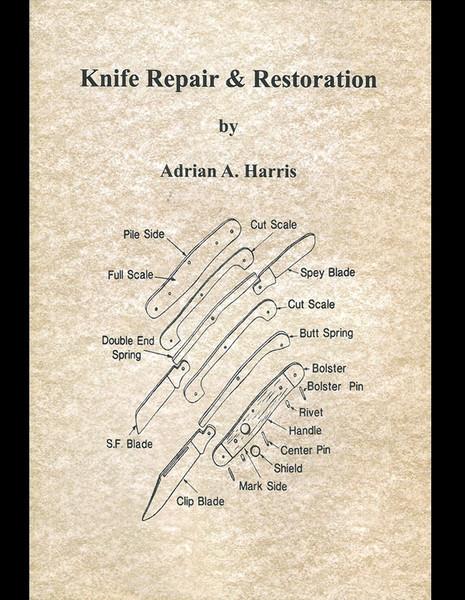 Knife Repair and Restoration